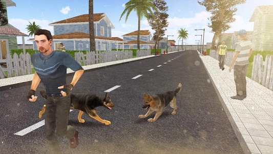 screenshot of Dog Simulator version Varies with device