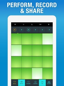 screenshot of Drum Pads - Beat Maker Go version 1.16.1