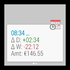screenshot of DynamicG Wear Plugin version Varies with device