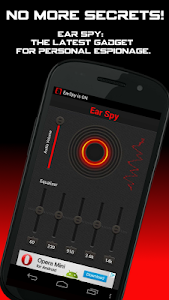 screenshot of Ear Spy: Super Hearing version 1.4.7