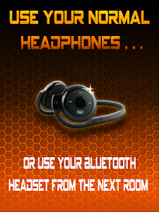 screenshot of Ear Agent: Super Hearing version Varies with device