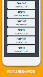 screenshot of Earn money by playing games version 2.9