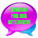 English for job interview questions and answers