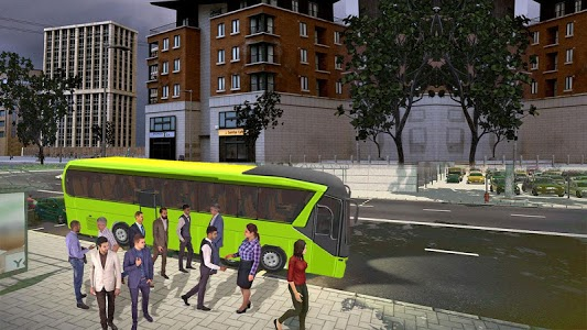 screenshot of Euro Bus Simulator 2018 version 3.0
