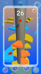 screenshot of Excited Jump version 1.2