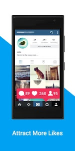 screenshot of Famestar for Real Instagram Followers & Likes version 1.1