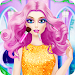 Fashion Salon:Princess, Top Model, Color by Number