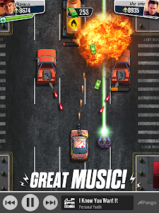 screenshot of Fastlane: Road to Revenge version 1.45.5.6821