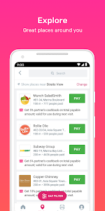 screenshot of Fave - Deal, Pay, Cashback, Discount version 2.56.0