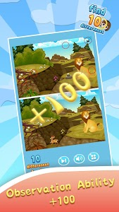 screenshot of Find 10 Differences version 1.0.3