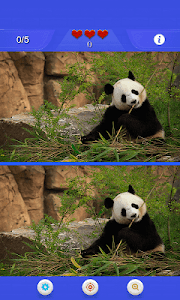 screenshot of Find the Differences: 500 Levels v2 version 1.0.1