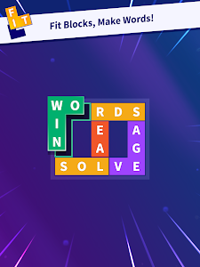 screenshot of Flow Fit - Word Puzzle version 1.0.1