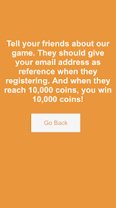 screenshot of Flying Coin version 1.3