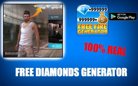 screenshot of Free Diamonds for Free Fire - Tips 2019 version 1.0