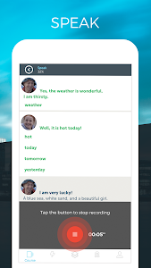screenshot of ABA English - Learn English version Varies with device
