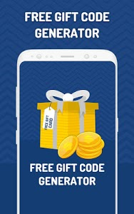 screenshot of Free Gift Code Generator version 1.0