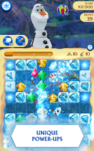 screenshot of Frozen Free Fall version 7.9.2