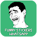 Funny Stickers for Whatsapp