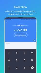screenshot of GFPay version 2.0.5