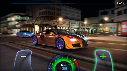 screenshot of GT: Speed Club - Drag Racing / CSR Race Car Game version 1.5.28.163