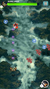 screenshot of Galaxy War Space version 2
