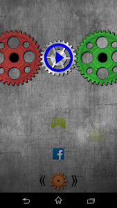 screenshot of Gears Logic Puzzles version 1.25