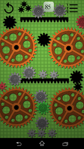 screenshot of Gears Logic Puzzles version 1.05
