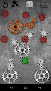 screenshot of Gears Logic Puzzles version 1.1