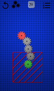 screenshot of Gears Logic Puzzles version 1.04