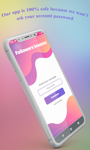 screenshot of Get Followers and Likes version 1.0.4