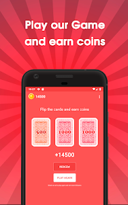 screenshot of Gifty 🎁 Free Gift Cards Daily Draws version v-1.0