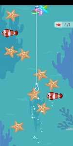 screenshot of Go Fishing Fast version 2.1