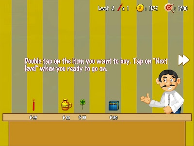 screenshot of Gold Miner Special - Gold Rush version 1.30