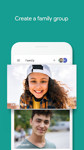 screenshot of Google Family Link for parents version Varies with device