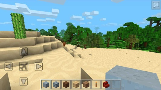 screenshot of Grand Craft: Building Game version 3.7.6