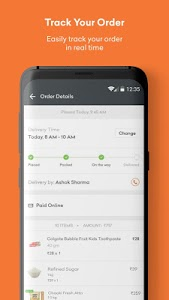 screenshot of Grofers - Order Grocery Online version 5.3.1