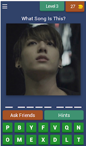 screenshot of Guess The BTS Song From Picture - Earn Money version 7.3.1z