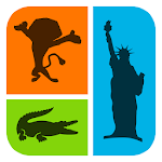 Cover Image of Download Guess the Shadow! ~ Logo Quiz 1.13 APK
