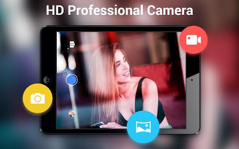 screenshot of HD Camera for Android version 4.6.8.0