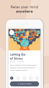 screenshot of Headspace: Meditation & Sleep version 3.19.1
