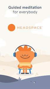 screenshot of Headspace: Guided Meditation & Mindfulness version 3.1.4