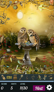 screenshot of Hidden Object: Little Lovebugs version 1.0.20