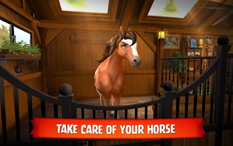 screenshot of Horse Haven World Adventures version 7.4.0