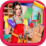 Cover Image of Download House Cleaning Hidden Object Game – Home Makeover 3.0 APK