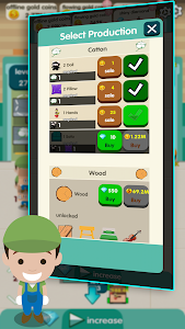 screenshot of Idle Workshop Tycoon version 2.7