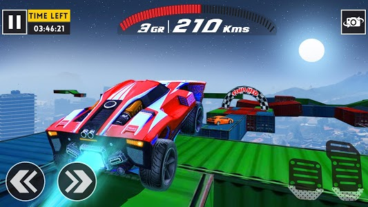 screenshot of Impossible Races : Very Tough Car Driving version 1.0