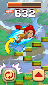 screenshot of Infinite Stairs version 1.3.15