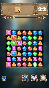 screenshot of Jewel Castle - puzzle game version 1.1.8