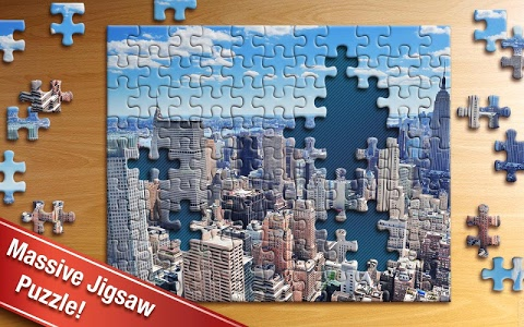 screenshot of Jigsaw Puzzle version 2.5.3913