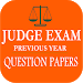 Judge Exam Question Papers